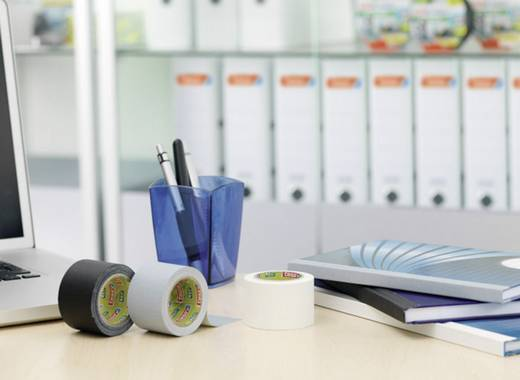 Gewebeklebeband tesa® Extra Power ECOLOGO Weiß (L x B) 5 m x 38 mm tesa 56430-01 1 Rolle(n)