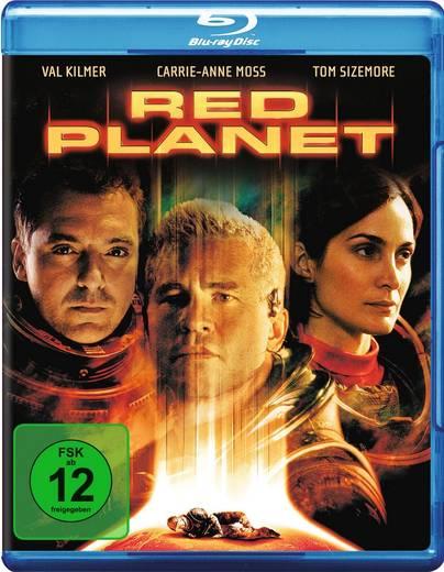 blu-ray Red Planet FSK: 12