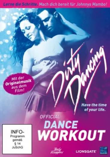 DVD Dirty Dancing - The Official Dance Workout FSK: 0