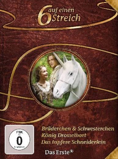 DVD Märchenbox - 6 auf Einen Streich Vol. 1 FSK: 0