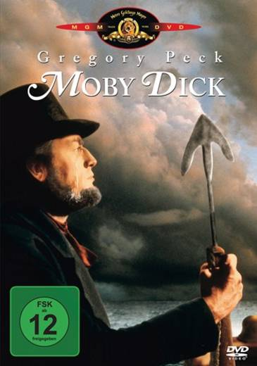 DVD Moby Dick FSK: 12