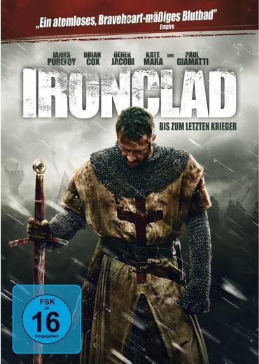 DVD Ironclad - Bis zum letzten Krieger FSK: 16