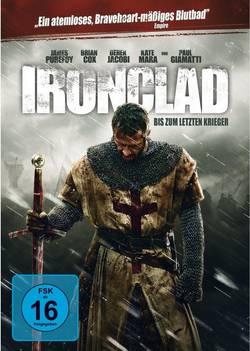 Image of DVD Ironclad - Bis zum letzten Krieger FSK: 16