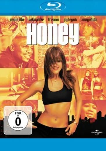 blu-ray Honey FSK: 0