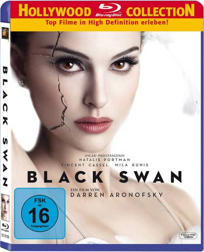 blu-ray Black Swan FSK: 16