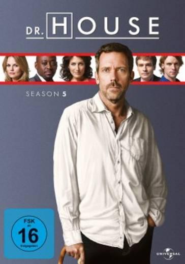 DVD Dr. House Season 5 FSK: 16