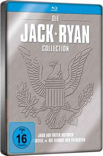 Jack Ryan Collection - Steelbook