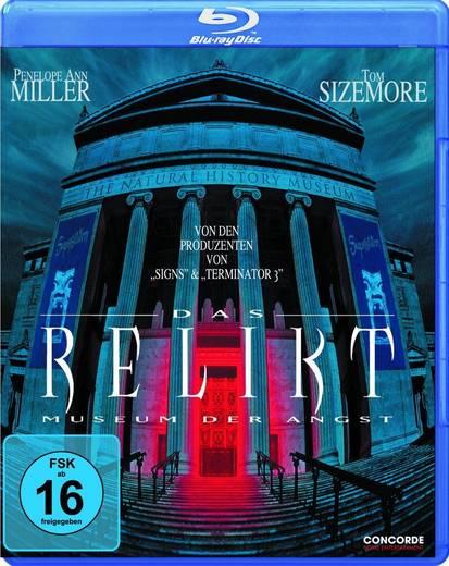 blu-ray Das Relikt FSK: 16