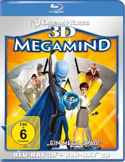 Megamind 3D + 2D