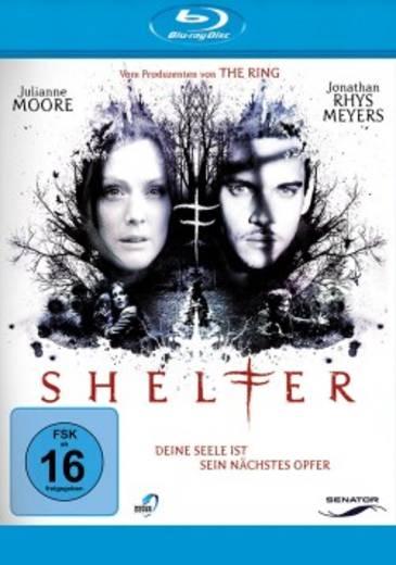 blu-ray Shelter FSK: 16