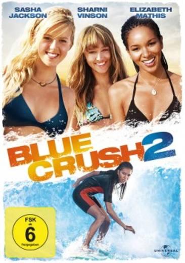 DVD Blue Crush 2 FSK: 6