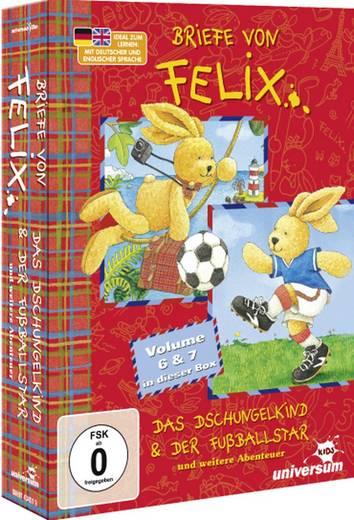Briefe von Felix - Das Dschungelkind & Der Fußballstar