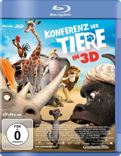 Konferenz der Tiere - 3D