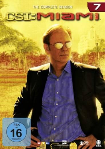CSI Miami Season 7 FSK: 16