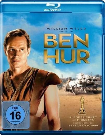 blu-ray Ben Hur FSK: 16