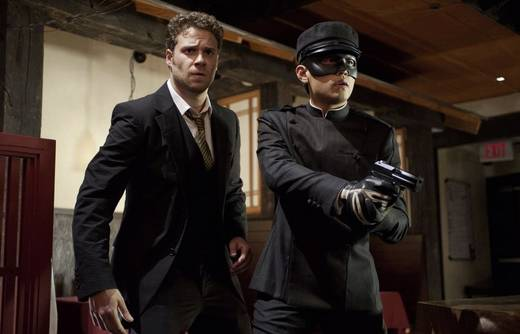 The Green Hornet 3D Version