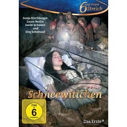 Image of DVD Schneewittchen - 6 auf einen Streich FSK: 6