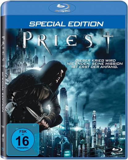 blu-ray Priest FSK: 16