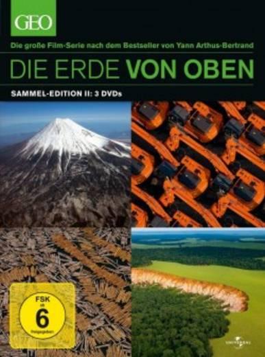 Die Erde von oben (GEO Edition) - Sammel-Edition II