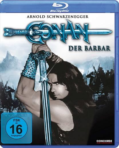 blu-ray Conan - Der Barbar FSK: 16