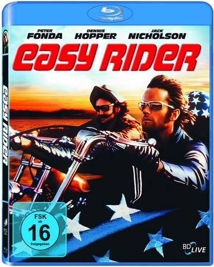 blu-ray Easy Rider FSK: 16