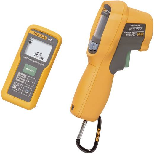 Infrarot-Thermometer Fluke 414D/62MAX+ Optik 12:1 -30 bis +650 °C