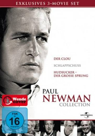 DVD Paul Newman Collection FSK: 16