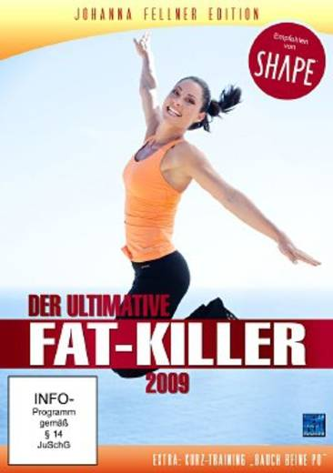DVD Johanna Fellner Edition - Der ultimative Fat-Killer (2009) FSK: 0