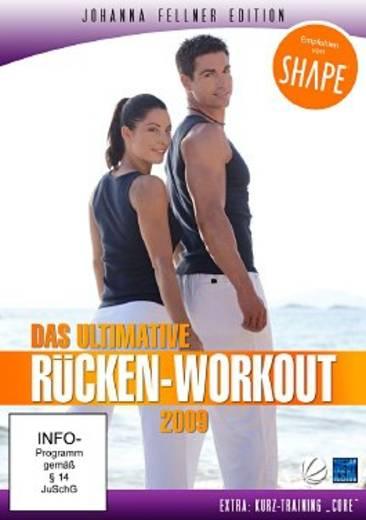 DVD Johanna Fellner Edition - Das ultimative Rücken-Workout FSK: 0
