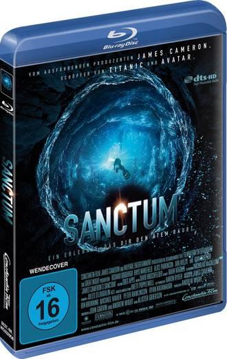 blu-ray Sanctum FSK: 16
