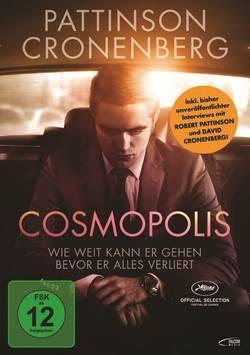 Image of DVD Cosmopolis FSK: 12