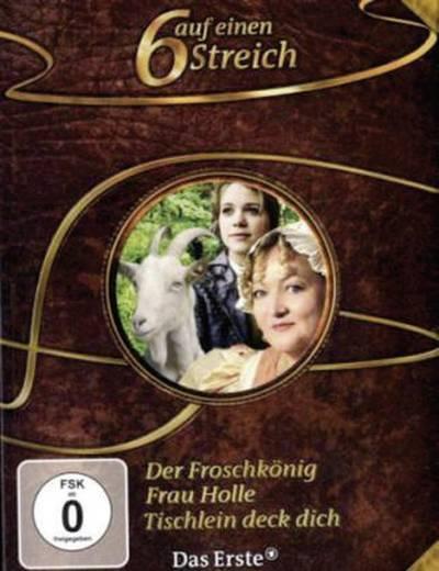 Märchenbox - 6 auf Einen Streich Vol. 2