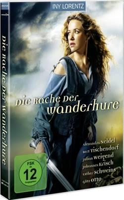 Image of DVD Die Rache der Wanderhure FSK: 12