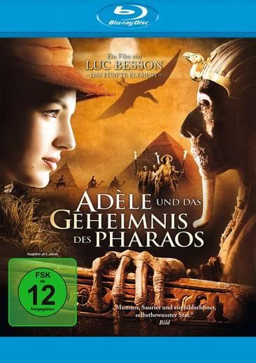 Adéle und das Geheimnis des Pharaos