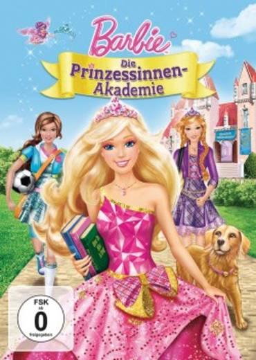 Barbie Die Prinzessinnen-Akademie
