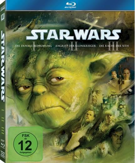 Star Wars Trilogie - Der Anfang Episode I-III