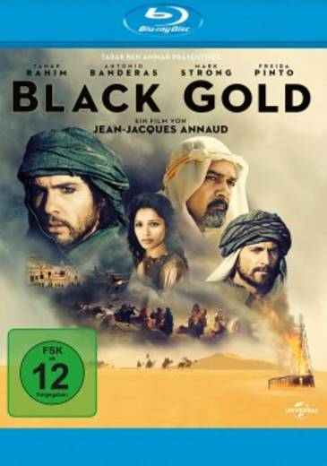 blu-ray Black Gold FSK: 12