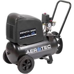 Pístový kompresor Aerotec Zenith 260 Pro 2009550, objem tlak. nádoby 24 l