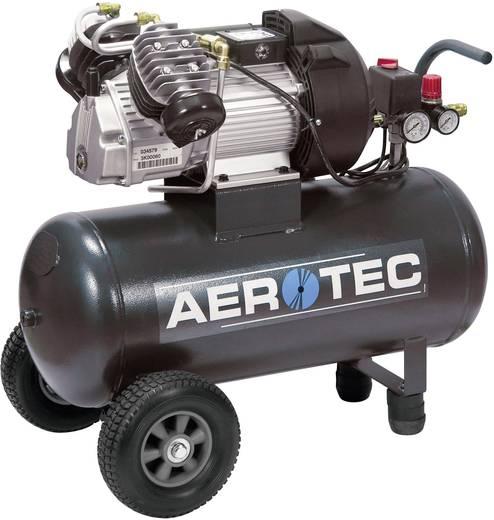 Druckluft-Kompressor 50 l Aerotec 400-50