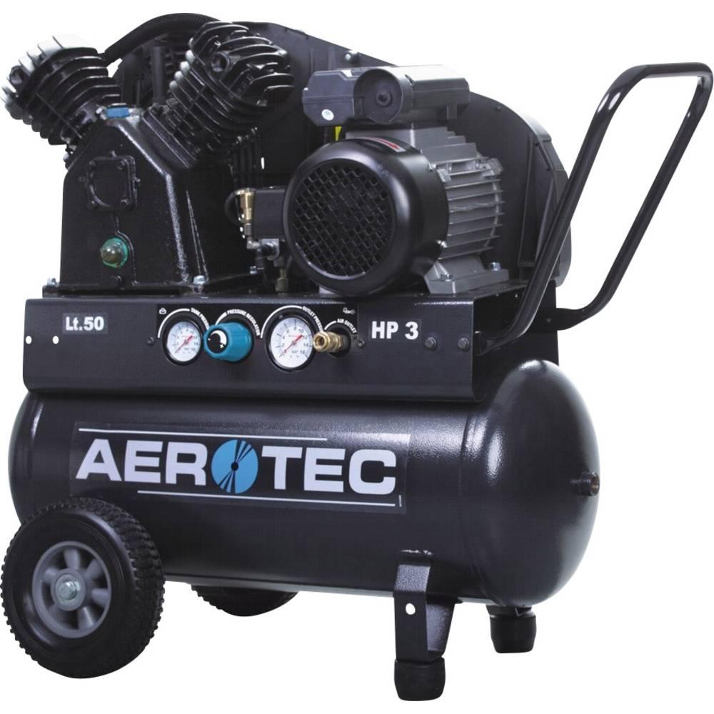 aerotec 450 50 ct 4 druckluft kompressor 50 l 10 bar im. Black Bedroom Furniture Sets. Home Design Ideas