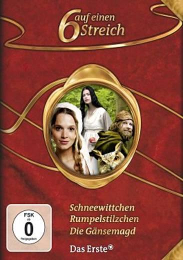 DVD Märchenbox - 6 auf einen Streich Vol. 3 FSK: 0