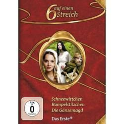 Image of DVD Märchenbox - 6 auf einen Streich Vol. 3 FSK: 0