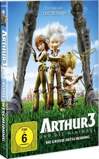 Arthur und die Minimoys 3 - Die große Entscheidung