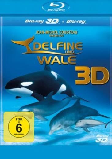 IMAX: Delfine und Wale (2D + 3D Version)