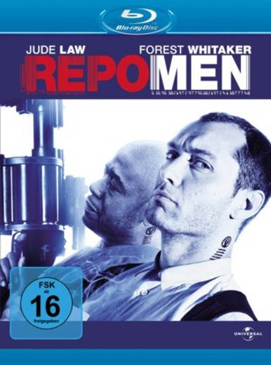 Repo Men - Unrated Version