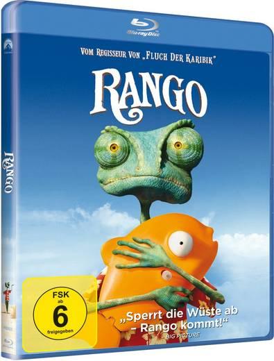 blu-ray Rango FSK: 6