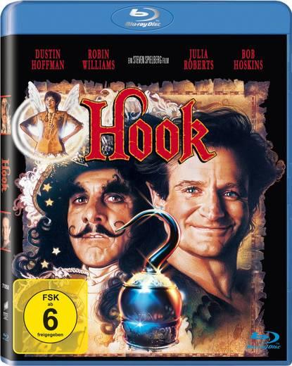 blu-ray Hook FSK: 6