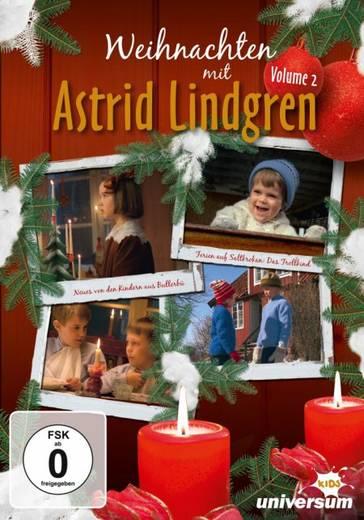 DVD Weihnachten mit Astrid Lindgren 2 FSK: 0