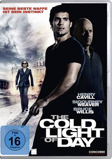 DVD The cold day of light FSK: 16