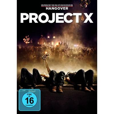 DVD Project X FSK: 16 Preisvergleich